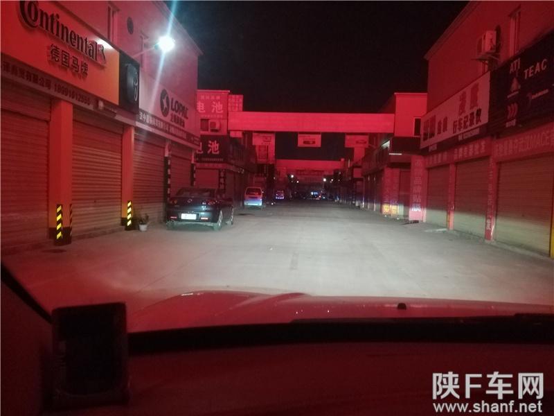 汉中汽车改装,途胜大灯改装国产海拉五透镜,加装天使眼