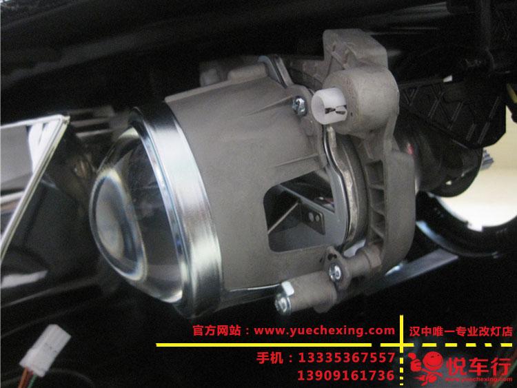 11月30日汉中技捷该转索兰托海拉三透镜作业组图2